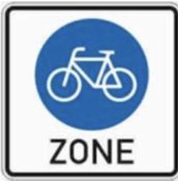 Fahrradzonen